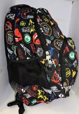 St. Right School Bag Badges 26 Litres