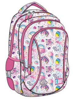 St. Right School Bag Sweet & Pink 26 Litres