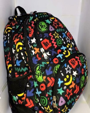 St. Right School Bag Yes or No 26 Litres