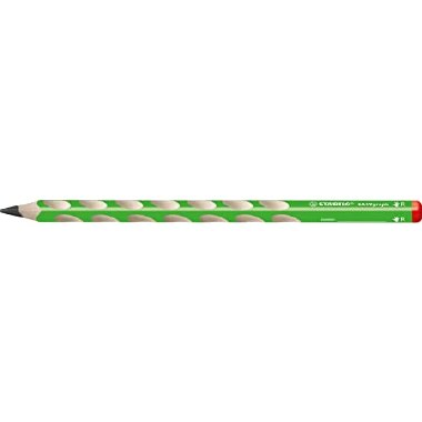 Stabilo Easy Start Pencil HB Right Handed Green