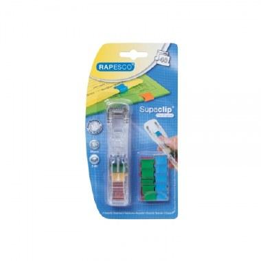 Rapesco Supaclip 40 Dispenser + 25 Clips