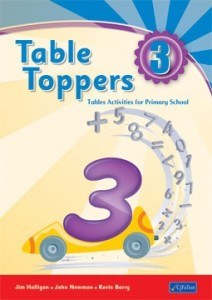 Table Toppers 3 for Third Class CJ Fallon
