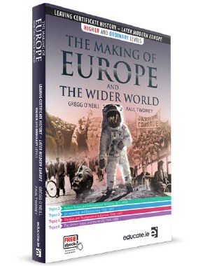 The Making of Europe Leaving Cert History Educate