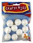 Styrofoam Balls 3 cm 10 Pack