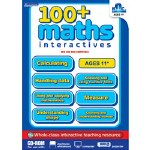 100 maths Interactives Unlimited School Site Licence ONLY Upper Classes 5th and 6th Class Prim Ed