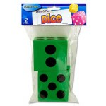 Large Dice Learn and Play 2 Pack