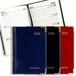 Diary 2020 A6 Week To View