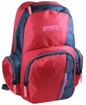 Freelander School Bag Teen Backpack Coral 30 Litres