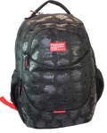 Freelander School Bag Oval Black 28 Litres