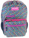 Freelander School Bag Diji Tec Laptop Backpack Pink 28 Litres