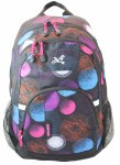 Freelander School Bag Multi Compartment Backpack Circles 30 Litres