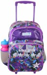 Freelander Trolley School Bag Girls Style 22 Litres