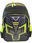 Freelander School Bag Superhero Black 18 Litres