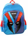 Freelander School Bag Superhero Blue 18 Litres