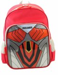 Freelander School Bag Superhero Red 18 Litres