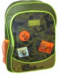 Freelander Backpack Single Pocket Army Green 16 Litres