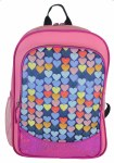 Freelander Backpack Single Pocket Pink 16 Litres