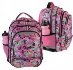 Freelander School Bag Comfort & Safety Pink