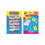 Stickers 480  Foil Tallon