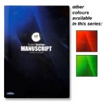 Copy A4 Manuscript Plastic Cover in a choice of 3 Colours