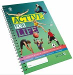 Active For Life Junior Cert PE Student Book Folens
