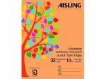 Copy Aisling Maths 10mm Square 32 page ASX310-8