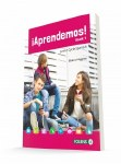 Aprendemos! Book 1 Junior Cert Spanish with free eBook Folens