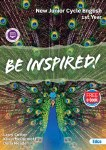 Be Inspired New Junior Cert English 1st Year Text  Portfolio with Free eBook Ed Co