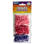 Beads 30g pack Assorted Crafty Kidz