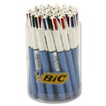 4 Colour Pen Red, Blue, Black and Green Bic