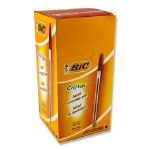 Bic Cristal Pens Red Box 50