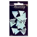 Craft Bunting 50cm Purple Icon
