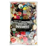 Buttons 500g assorted pack
