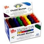 Chubbi Stumps Scola 40 pack