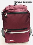 Ridge 53 School Bag Campus Burgundy