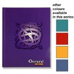 Hardback 9 x 7 Ormond in a choice of 5 Colours