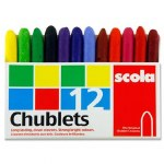 Chublets 12 Pack Scola
