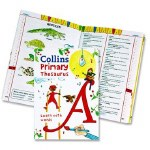 Collins Primary Thesaurus Learn With Words