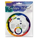 Colour Wheel 13 cm Icon