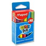 Chalk Maped Coloured 10 pack