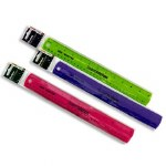 Ruler Shatterproof Coloured 30cm in a choice of 3 Colours
