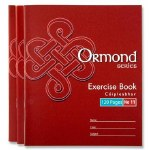Copies 10 Pack Writing Ormond 120 page