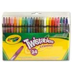 Twistable Crayons 24 pack Crayola