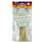 Fans Cup Cakes 10 Pack Crafty Bitz