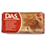 Das Modelling Clay  Brown 500g