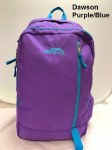 Ridge 53 School Bag Dawson Purple/Blue 28 Litres