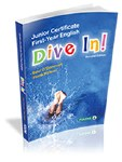 Dive In! 2nd Edition First Year English Folens
