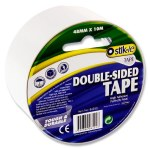 Stik-ie Double Sided Tape 48mm x 10m