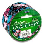 Designer Duct Tape 48mm x 9m Birds Icon