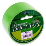 Designer Duct Tape 48mm x 9m Green Icon